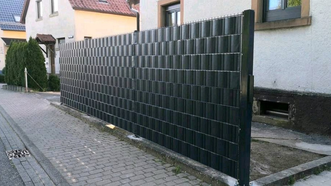 Zaun - Maschendrahtzaun