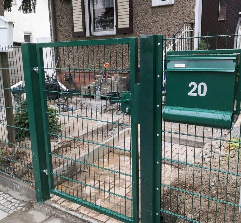 Zaun - Metallzäune