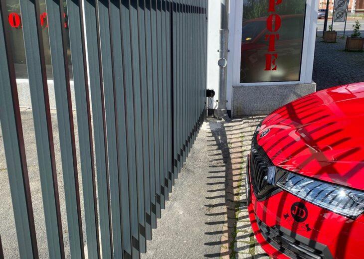Geländer - Zaun