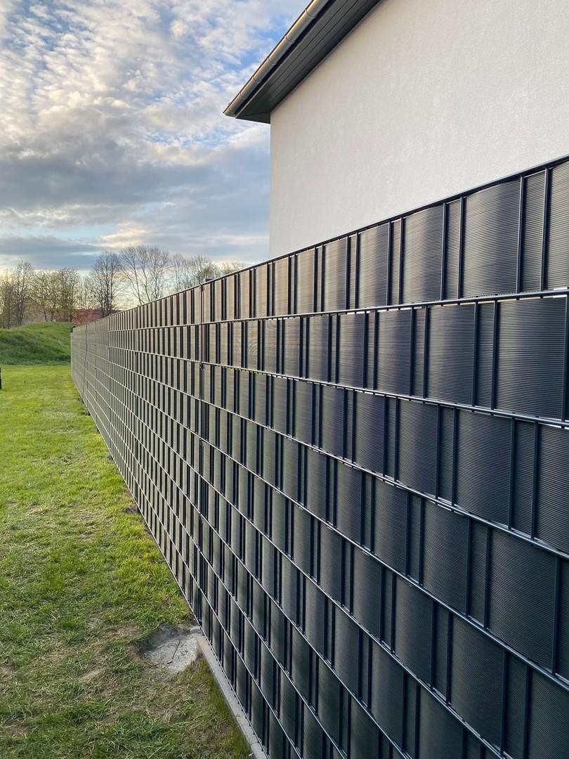 Fassade - Zaun