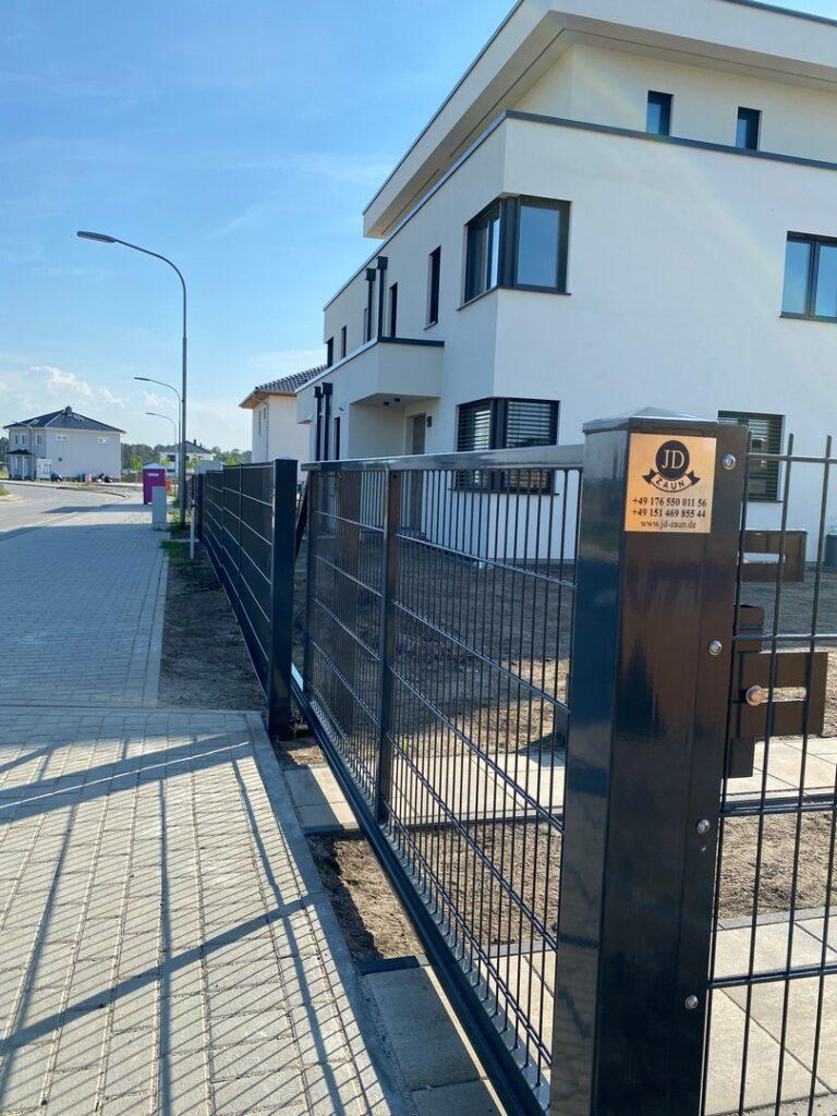 Zaun - Geländer