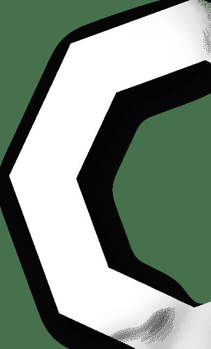 Schwarz und weiß - Design