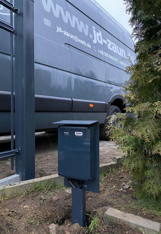 Öffentliches Versorgungsunternehmen - Baum